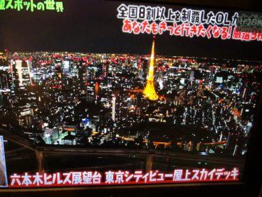 東京の展望台からの景色はどこが魅力的か?|マツコの知らない世界